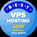 Награждаются компании, которые находятся в списке топ 10 в категории лучший vps хостинг.
